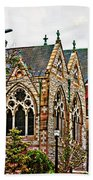 Historic Church St Louis Mo 2 Bath Towel