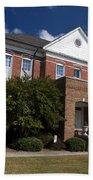 Historic Currituck Courthouse Bath Towel