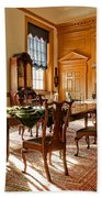 Historic Governor Council Chamber Bath Towel