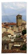 Historic Segovia Bath Towel