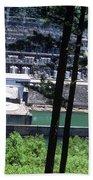 Hiwassee Dam 2 Bath Towel