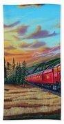 Hogwarts Express Canvas Print Canvas Art By Robert Steen