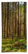 Hoh Rain Forest Bath Towel