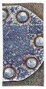 Hole Patch 2 John Muir Woods Bath Towel