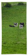 Holsteins Bath Towel