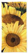 Homage To The Sun Hand Towel