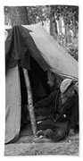 Homeless Boy, 1937 Bath Towel