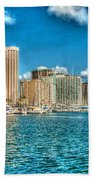 Honolulu Hi 2 Bath Towel