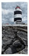 Hook Head Lighthouse Bath Towel
