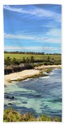 Ho'okipa Beach Park - Maui Bath Towel