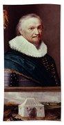 Horace Vere (1565-1635) Bath Towel