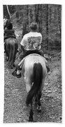 Horse Trail Hand Towel