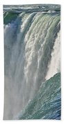 Horseshoe Falls Bath Towel