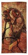 Horus - Wall Art Bath Towel