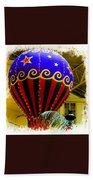 Hot Air Balloon Bath Towel