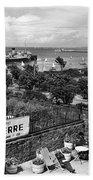 Hotel Pierre Dun Laoghaire 1958 Bath Towel