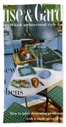 House And Garden Kitchen Ideas Issue Hand Towel