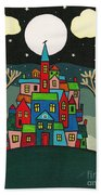 House Of The Crow Hand Towel
