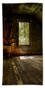 Hunted House In The Daylight Bath Towel