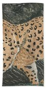 Hunting In The Hills Bath Towel