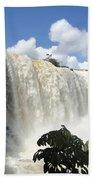 Iguacu Falls Bath Towel