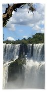 Iguazu Falls Bath Towel