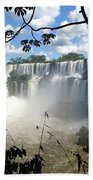One Of The New Seven Wonders Of Nature Bath Towel