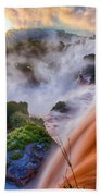 Iguazu Sunrise Bath Towel