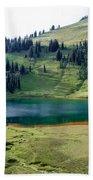 Image Lake  Bath Towel