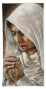 Immaculate Conception - Mothers Joy Bath Towel