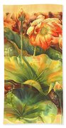In Full Bloom Bath Towel