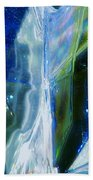 In The Blue Realm Bath Towel