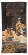 In The Harem Bath Towel