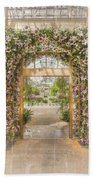 In The Palace Of Dreams Bath Towel