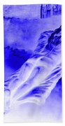 In The Peace Of Books Bath Towel