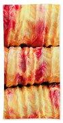 Indian Fabric Bath Towel