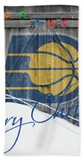 Indiana Pacers Bath Towel
