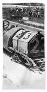Indianapolis 500, 1912 Bath Towel