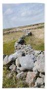 Inis Mor Fields Of Stone Bath Towel