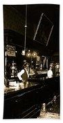 Interior Cabinet Saloon 68 W. Congress Tucson Arizona  C.1910-2011 Bath Towel