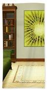 Interior Design Idea - Kiwi Hand Towel