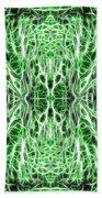 Into The Matrix Hand Towel