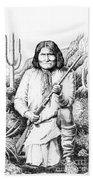 iPhone-Case-Geronimo Bath Towel