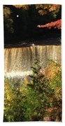 iphone Tahquamenon pic Bath Towel