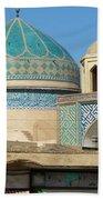 Iran Yazd Old And New Bath Towel