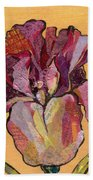 Iris V  - Series V Hand Towel by Shadia Derbyshire