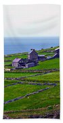 Irish Farm 1 Bath Towel