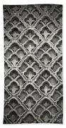 Islamic Art Stone Texture Bath Towel