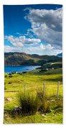 Isle Of Skye In Scotland Bath Towel