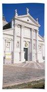 Italy, Venice, San Giorgio Bath Towel